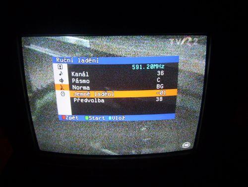 Foto rumunské televize TVR2 - 36k