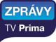 Pořad Zprávy TV Prima logo 2008
