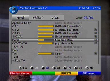 TechniSat Digit EPG