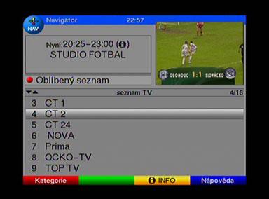 TechniSat Digit navigator