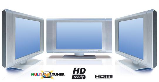 TechniSat HD Vision 32