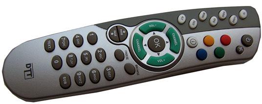 TeleSystem Zapper ovladac