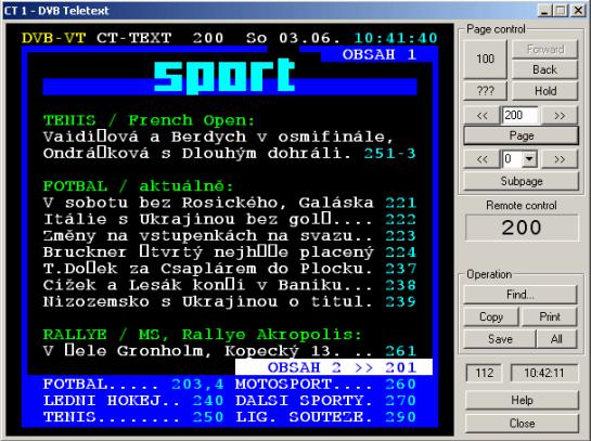 Hauppauge DEC 2000-T teletext PC