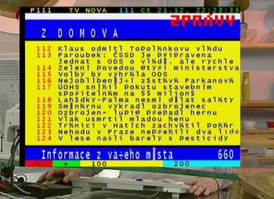Smart MX 56 teletext II