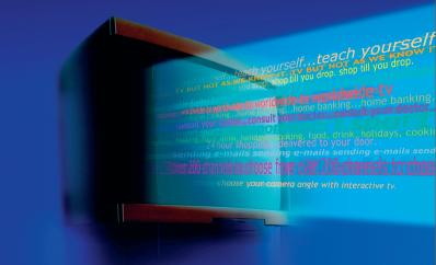 Televize a texty
