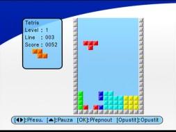 Strong 5015 Tetris