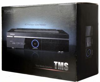 Topfield TMS SRP-2100 PVR krabice