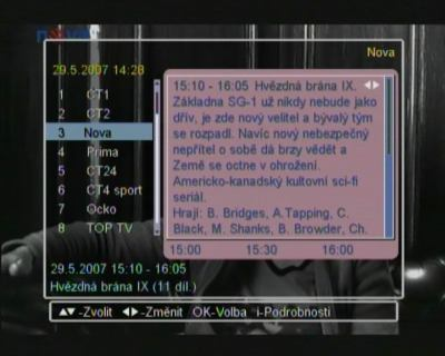 DVB-C od UPC 2