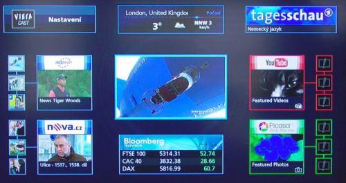Panasonic Viera Cast screenshot