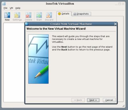 VirtualBox 1