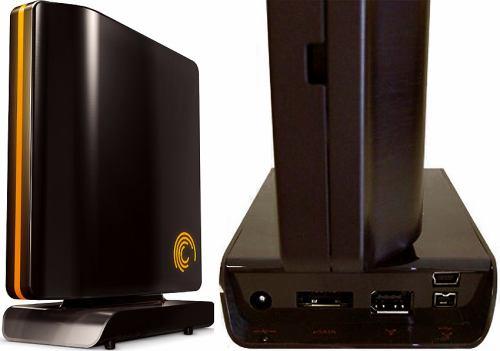 Octagon SF 918 HD - harddisk