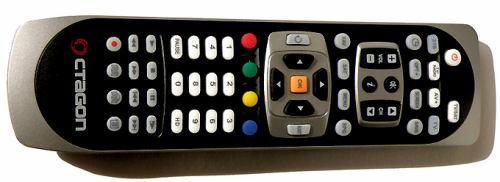 Octagon SF 918 HD - dálkové ovládání