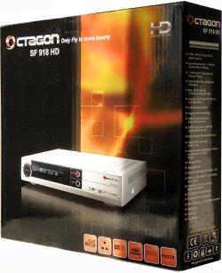 Octagon SF 918 HD - krabice