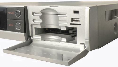Octagon SF 918 HD - sloty