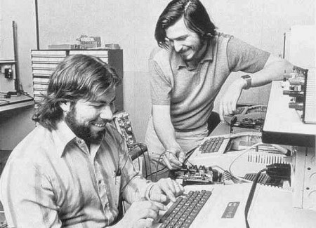 Wozniak a Jobs