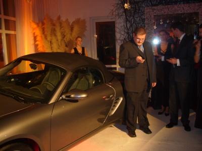 Porsche s XTB - jak se to otevírá?