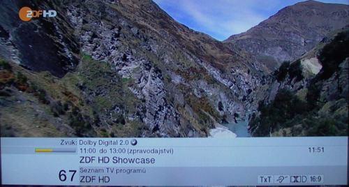 Samsung UE40B8000XW ZDF HD