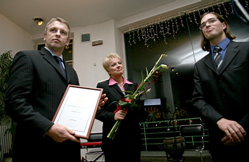 Zlatý Měšec 2006 - ŠkoFin