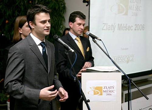Zlatý Měšec 2006 - zahájení