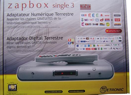 Zapbox single obal 2