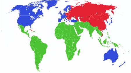 Země třetího světa