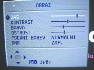 Sencor STV 2112DVBT - obraz