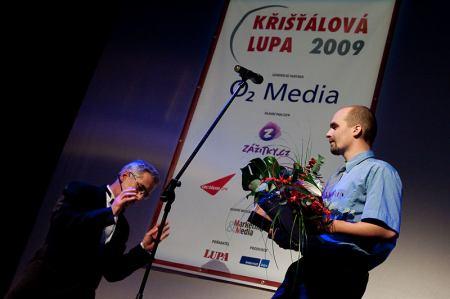 Křišťálová Lupa 2009 - 10