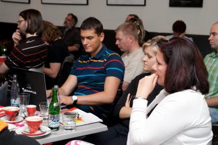 NetClub červen 2009 - Pohled do publika