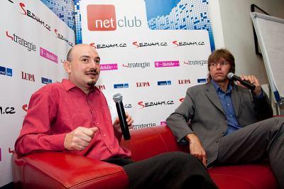 Dušan Janovský - NetClub 3