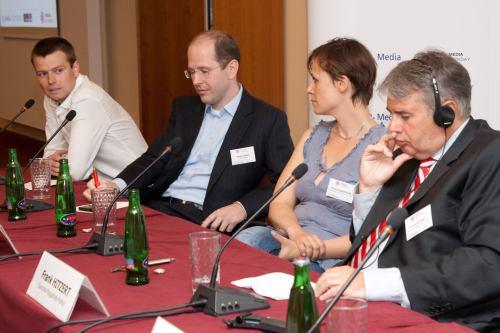 Diskusní panel na Media Monday