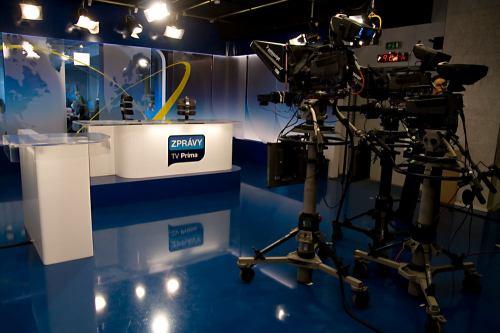 Prima - zpravodajské studio 2