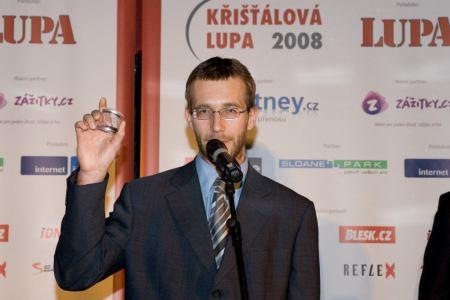 Kristalova Lupa 2008 - cena