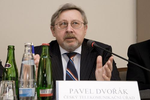 Pavel Dvořák - ČTÚ