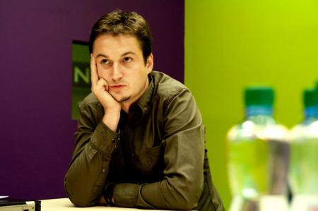 Tomáš Búřil rozhovor - 1