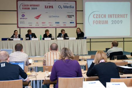Czech Internet Forum 2009-10