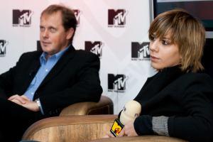 TK MTV Czech - Petr Dvořák Aneta Langerová
