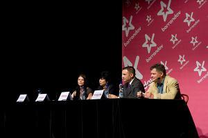 TV Barrandov 1. tisková konference