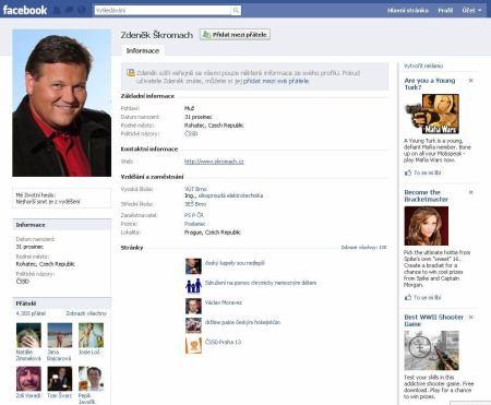 Facebook - Škromach