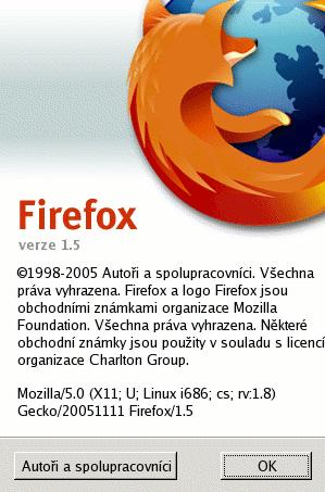 O Firefoxu