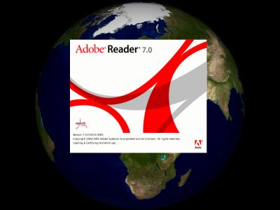 Acrobat Reader 7.0