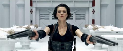 Resident Evil Afterlife - screenshot