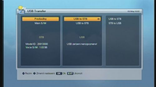 Homecast HS2000 CI USB