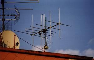 Anténa televizní