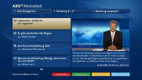 ARD - HbbTV