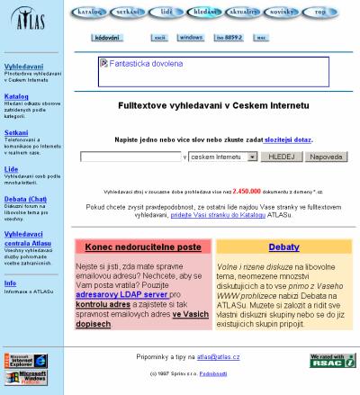 Atlas 30.3.1997