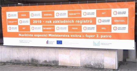 2010 rok základních registrů
