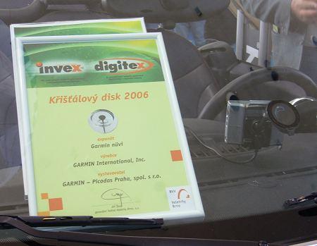 Invex NAvigace