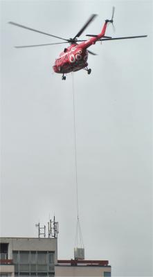 3G vrtulník