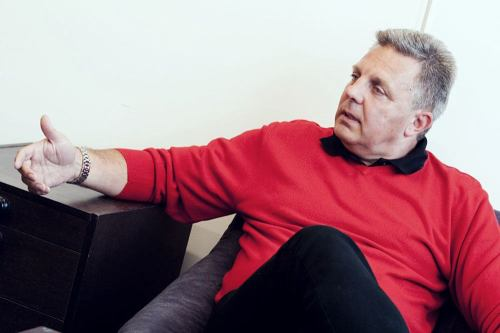 Jiří Baumruk 500