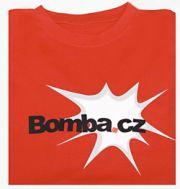 Bomba - tričko